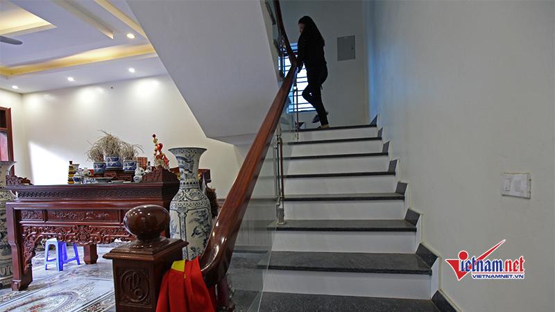 Nhà của tiền vệ Quang Hải ở ngoại thành Hà Nội