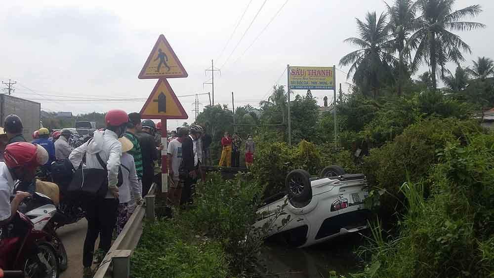 tai nạn giao thông, tai nạn, Tiền Giang