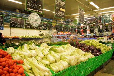 Địa chỉ mua sắm thực phẩm Tết an toàn