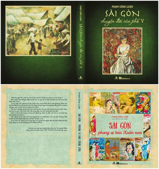 Thêm hai cuốn sách tâm huyết về Sài Gòn xưa