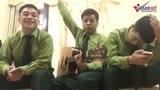 3 chú bộ đội trở lại với ca khúc mừng chiến thắng U23 Việt Nam