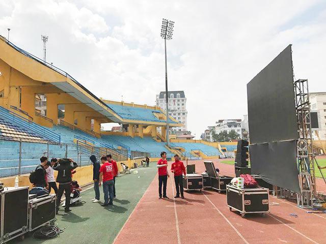 Gợi ý các điểm xem chung kết U23 qua màn hình lớn