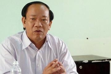 Kỷ luật cảnh cáo Chủ tịch Quảng Nam Đinh Văn Thu