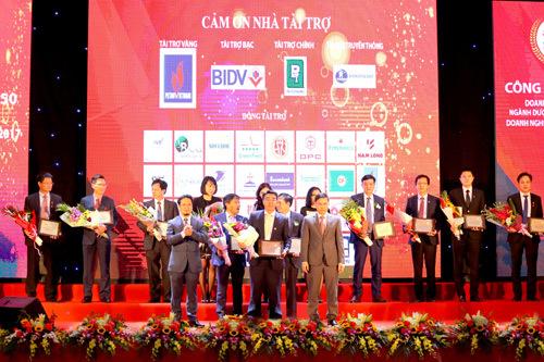 Nam A Bank vào top 500 Doanh nghiệp lớn nhất Việt Nam