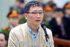 Trịnh Xuân Thanh: 'Bị cáo không thuộc lợi ích nhóm của anh Thăng'