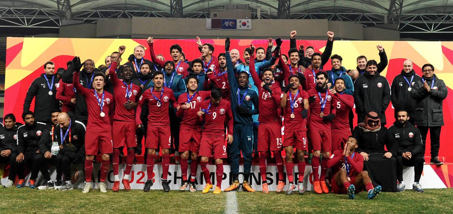 U23 Hàn Quốc, U23 Qatar, U23 Việt Nam, link xem trực tiếp bóng đá