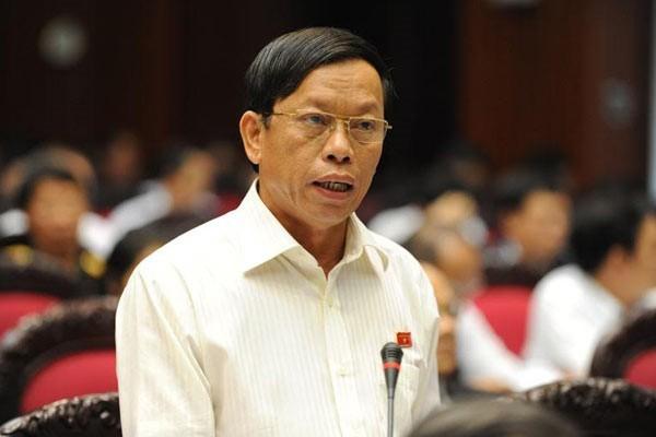 Uỷ ban Kiểm tra TƯ, Lê Phước Thanh, Lê Phước Hoài Bảo, Giám đốc sở tuổi 30