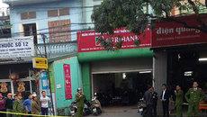 Tin mới về vụ cướp táo tợn ở Bắc Giang