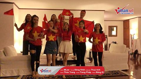 Lời chúc của gần 30 nghệ sĩ tới đội tuyển U23 Việt Nam