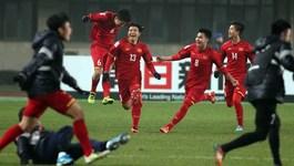 U23 Việt Nam vs U23 Uzbekistan: Triệu trái tim Việt Nam hát!
