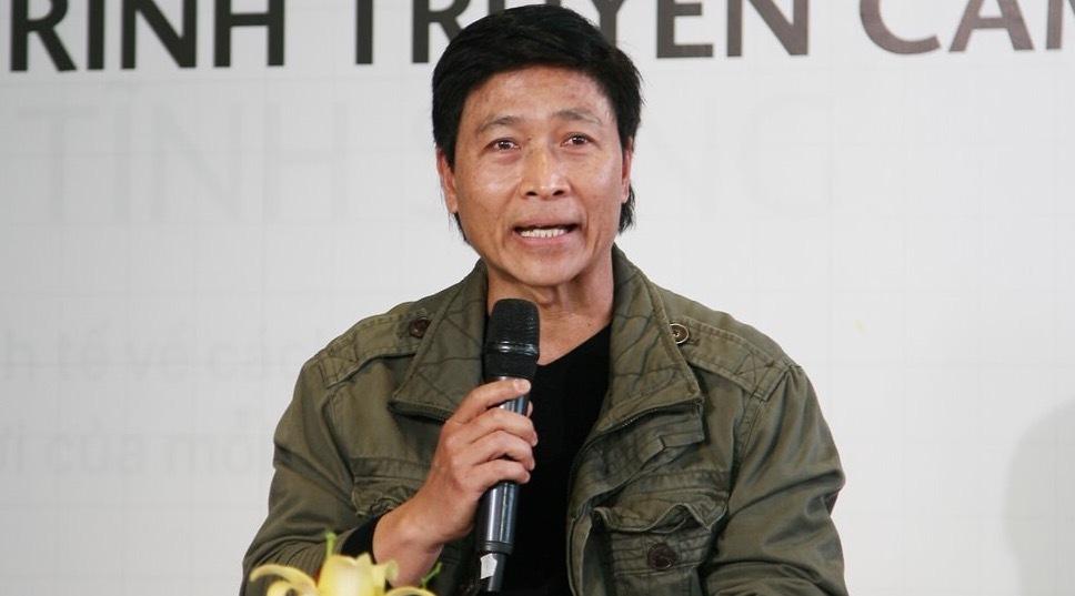 Diễn viên Quốc Tuấn khó xử khi bị gọi là 'người hùng'