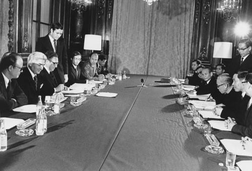 Sau ngày 27/1/1973 và chính sách 4 không của ông Thiệu