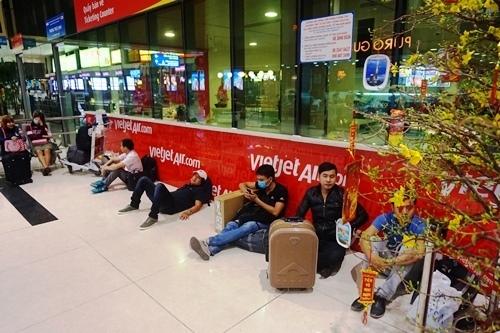 TP.HCM muốn tăng bay đêm để giảm ùn tắc ở Tân Sơn Nhất
