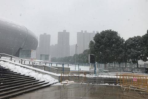 Mưa tuyết ở Thường Châu, AFC không hoãn trận chung kết