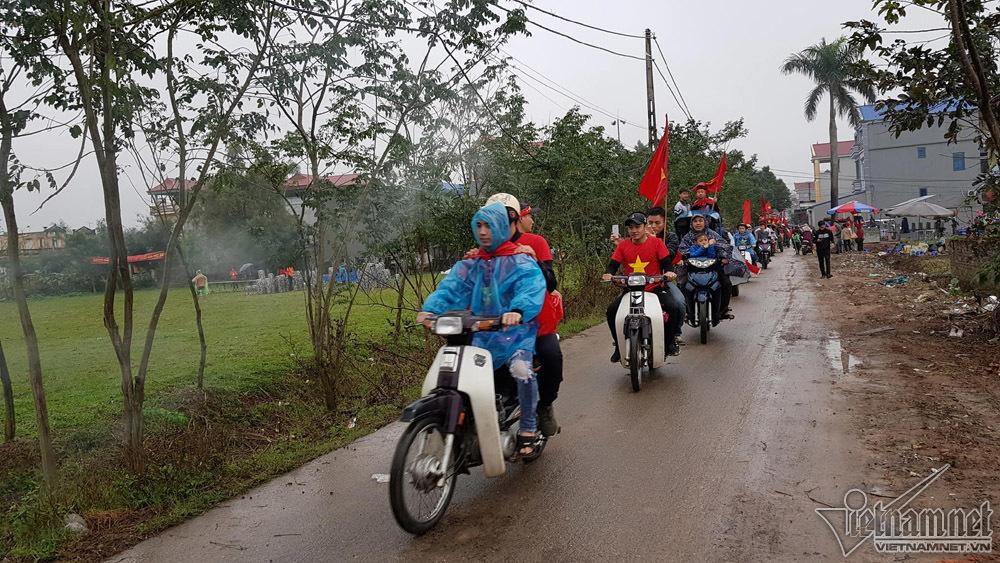 U23 Việt Nam, Quang Hải, HLV Park Hang Seo, U23 Uzbekistan, chung kết U23 châu Á