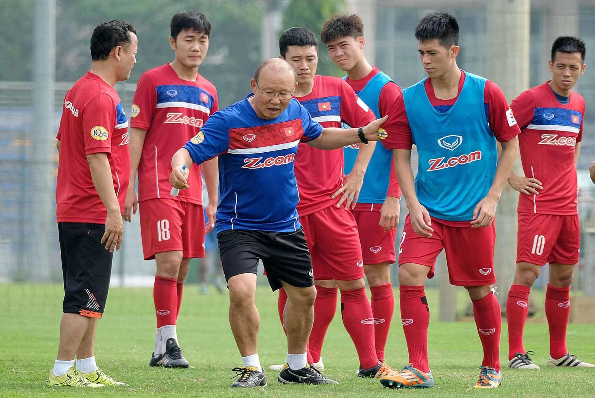 Park Hang Seo, HLV Park Hang Seo, U23 Việt Nam, Chung kết U23