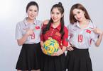 Món quà đặc biệt bạn gái tặng Quang Hải trước giờ bóng lăn