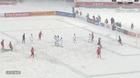 Quang Hải sút phạt tuyệt đẹp gỡ hòa 1-1 cho U23 Việt Nam