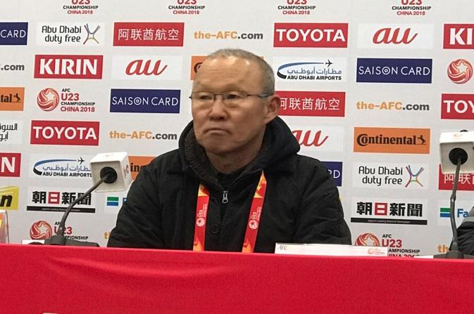 HLV Park Hang Seo xin lỗi vì U23 Việt Nam vuột cúp