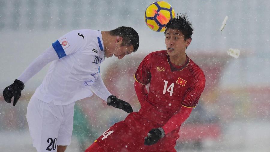 Truyền thông quốc tế: 'Cảm ơn những trái tim U23 Việt Nam!'