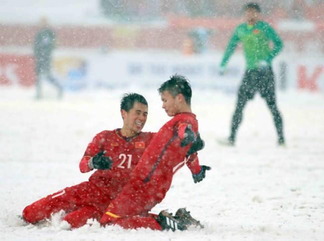 Chúc mừng U23 Việt Nam và thành thực biết ơn các bạn!