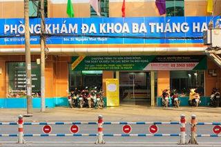 Đóng cửa 2 phòng khám Trung Quốc ở Sài Gòn
