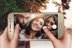 Galaxy J2 Pro - smartphone selfie độc đáo cho giới trẻ chơi Tết