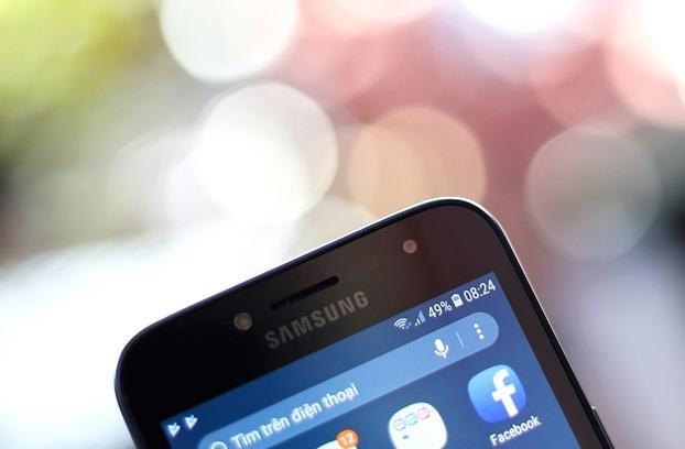Camera selfie, Galaxy J2 Pro, smartphone giá rẻ,