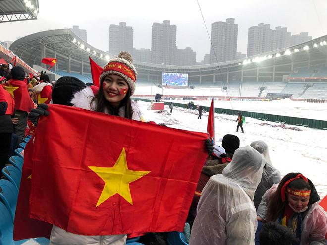 Á hậu Thanh Tú, U23 Việt Nam, Quang Hải, Park Hang-seo