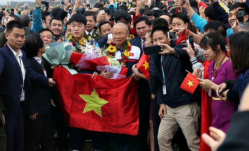 U23 ViệtNam, Tiến Dụng, Hồng Duy, Duy Mạnh, HLV Park Hang Seo
