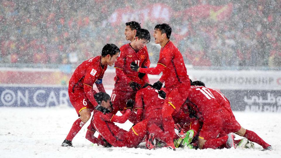 U23, bóng đá U23, Bùi Tiến Dũng, Quang Hải, Xuân Trường