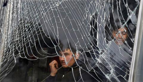 Tấn công khủng bố ở Kabul