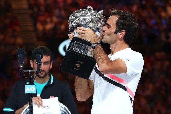 Hạ gục Cilic, Federer giành Grand Slam thứ 20