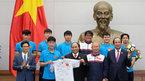 Thủ tướng trao huân chương Lao động hạng nhất cho U23 Việt Nam