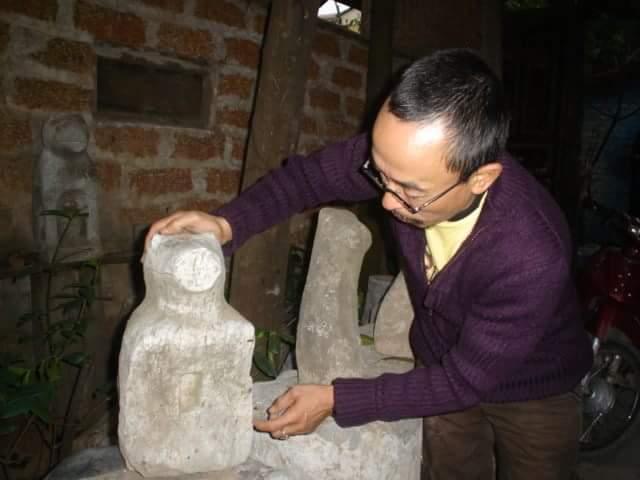 Con trai nhà văn Kim Lân giải mã tục thờ chó đá