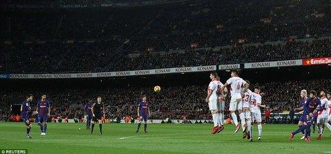 Barcelona 2-1 Alaves