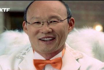 HLV Park Hang Seo từng đóng phim cùng sao 'Trái tim mùa thu'