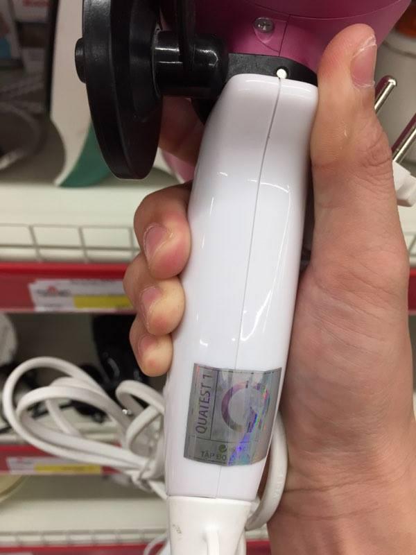 Sắm đồ gia dụng: Dấu hiệu 'cỏn con' để mua hàng chất lượng, chính hãng