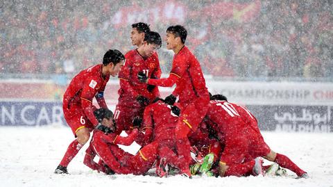Hành trình lịch sử của U23 Việt Nam từ thất bại SEA Games 29