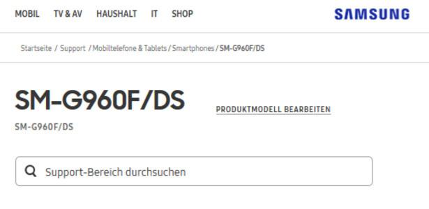 Galaxy S9 sẽ có bản SIM kép cho châu Âu?