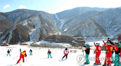 Hàn Quốc đưa vận động viên sang Triều Tiên tập luyện