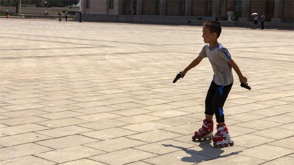 Hình ảnh hiếm về cuộc sống vui vẻ ở Triều Tiên