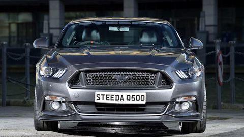 Khám phá gói xe độ Steeda dành cho Ford Mustang