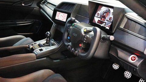 """Mugen RC20GT : Xe độ """"quái thú"""" từ nguyên bản Honda Civic Type R"""