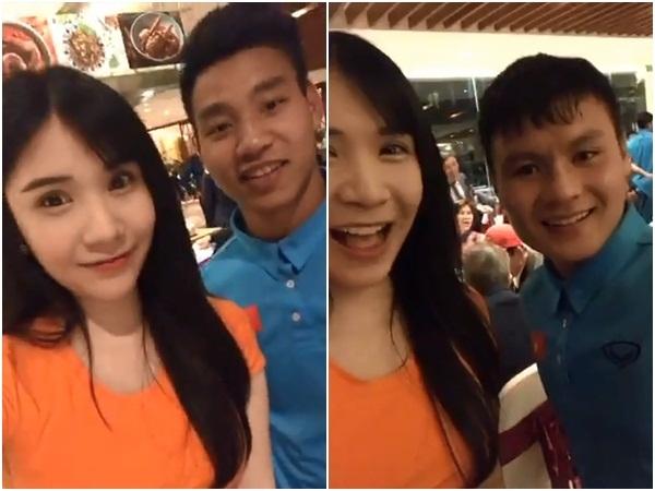 U23 Việt Nam, làng sao, Thanh Bi, Người phán xử