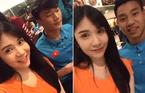 Thanh Bi 'Người phán xử' khiến fan ghen tị khi gặp gỡ U23 Việt Nam