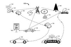 """Xe cảnh sát không người lái, biết ẩn nấp """"tóm"""" lái xe quá tốc độ"""