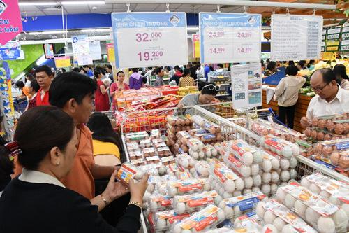 Siêu thị Co.opmart và Co.opXtra giảm giá hơn 5.000 sản phẩm Tết