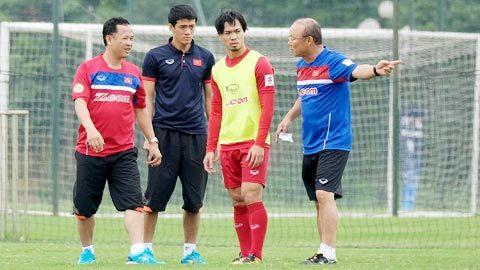 u23 Việt Nam, HLV Park Hang Seo, U23 châu Á, thể lực, bóng đá Việt Nam