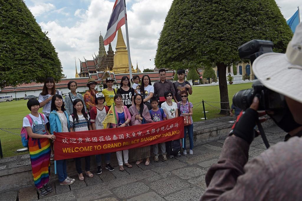 Thái Lan nếm trái đắng từ 'tour không đồng' Trung Quốc